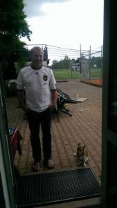 Tennishund